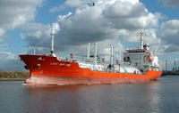 Lady Martine  IMO 9172131 2998gt Built 1998 LPG Tanker Flag Singapore