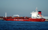 Sichem Singapore   IMO 9322061 8562gt Built 2006 Chemical/Oil Products Tanker Flag Singapore