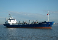 Stella Lyra   IMO 8801084 2874gt Built 1989 Chemical/Oil Products Tanker Flag Netherlands