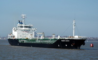Eships Quest    IMO 9272735 5770gt Built 2003 Chemical/Oil Products Tanker Flag Marshall Isles
