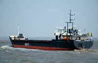 Adriana    IMO 9222429 1550gt Built 2005 General Cargo Ship Flag Netherlands Antilles