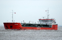 Armada Leader   IMO 9260483 4522gt Built 2002 Chemical/Oil Products Tanker Flag Russia