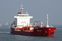 Mini Me   IMO 9322140 8539gt Built 2005 Chemical/Oil Products Tanker Flag Marshall Isles