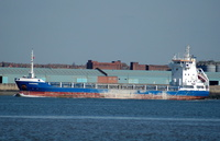 Sardinia   IMO 9191278 2997gt Built 1998 General Cargo Ship Flag Antigua Barbuda