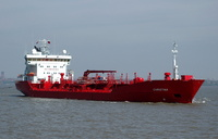 Christina  IMO 9118496 6045gt Built 1996 Chemical/Oil Products Tanker Flag Norway