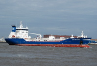 Bit Oktania   IMO 9284647 9385gt Built 2004 Chemical Tanker Flag Sweden
