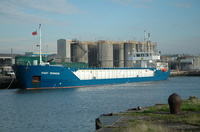 Stadt Hemmoor  IMO 9313632 2164gt Built 2005 General Cargo Ship Flag Antigua & Barbuda 7/11/06