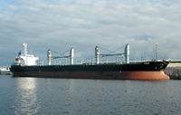 Rubia  IMO 9136539 15935gt Built 1997 Bulk Carrier Flag Cyprus
