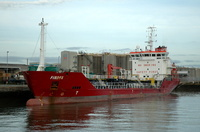 Firdes  IMO 9317676 2960gt Built 2005 Chemical Tanker Flag Turkey