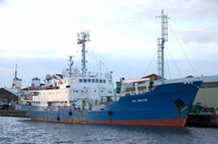 Sea Profiler  IMO 5321576 Flag Panama Built 1954 as Arendal  1st December 2007