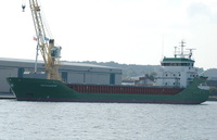 Dependent   IMO 9213997 2891gt Built 2001 General Cargo Ship Flag Netherlands