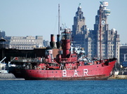 Planet Bar Lightship