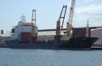Afiya  IMO 8814342 4371gt Built 1990 General Cargo Ship Flag Malta