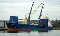 Posen   IMO 9056052 2514gt Built 1993 General Cargo Ship Flag Antigua Barbuda 29/10/06