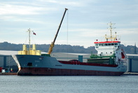 Dania   IMO 9195949 2997gt Built 2000 General Cargo Ship Flag Antigua Barbuda  7/11/06