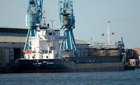 Blue Sky   IMO 9195767 2545gt Built 2003 General Cargo Ship Flag Netherlands 22nd January 2007