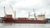 Federal Mattawa  IMO 9315537 17000gt Built 2005 Bulk Carrier Flag Liberia
