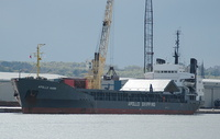 Apollo Hawk   IMO 7116793 4255gt Built 1972 Bulk Carrier Flag Antigua Barbuda