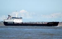 Sormovskiy 3060   IMO 8702214 3042gt Built 1988 General Cargo Ship Flag Russia