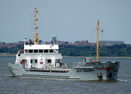 Ben Varrey   IMO 8507365 997gt Built 1986 General Cargo Ship Flag UK