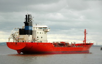 Dutch Spirit IMO 9112870 3419gt Built 1996 Chemical Tanker