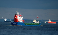 Atlantic Sun  IMO 9136137 2848gt Built 1996 General Cargo Ship Flag Cyprus
