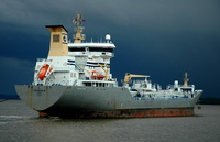 Tarnholm  IMO 9300829 9980gt Built 2005 Chemical/Oil Products Tanker Flag Sweden
