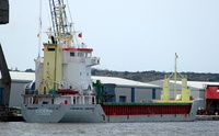 Cedeira   IMO 9125671 2805gt Built 1997 General Cargo Ship Flag Spain