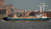 Uno   IMO 8505630 1473gt Built 1986 General Cargo Ship Flag Denmark