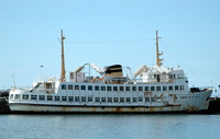 Princess Royal ex Habicht Built 1959