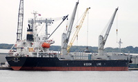 Infinite Wisdom   IMO 9276949 7295gt Built 2003 General Cargo Ship Flag Panama