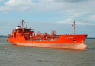 Lima Chemist   IMO 9020417 2634gt Built 1992 Chemical/Oil Products Tanker Flag Madeira