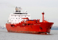 Kristin Knutsen   IMO 9141405 12184gt Built 1998 Chemical Tanker Flag Norway