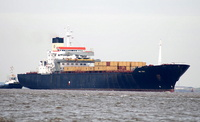 MSC Togo   IMO 7811484 30175gt Built 1980 Container Ship Flag Liberia
