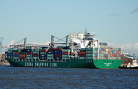 Ship of Month Nov CSCL Napoli