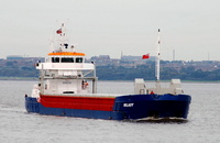 Milady   IMO 9319430 2545gt Built 2003 General Cargo Ship Flag Gibraltar