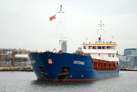 Ostenau  IMO 9280706 2461gt Built 2005 General Cargo Ship Flag Antigua Barbuda