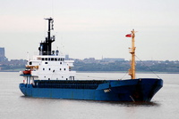 Doris T  IMO 7626748 1973gt Built 1977 General Cargo Ship Flag Antigua Barbuda