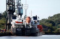 Maiga  IMO 9188752 4953gt Built 1999 General Cargo Ship Flag Malta