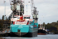 Rana  IMO 9194270 2451gt Built 1999 General Cargo Ship Flag Netherlands