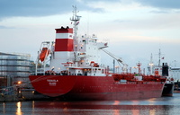 Tequila    IMO 9345219 8539gt Built 2007 Chemical/Oil Products Tanker Flag Marshall Isles
