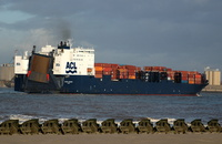 Container ship  Atlantic Companion