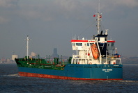 Bro Gemini  IMO 9263590 Built 2003 4107gt Oil Products Tanker Flag Netherlands