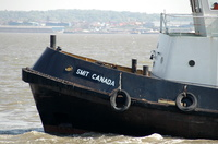 Smit Canada  IMO 7915151 282gt Built 1980