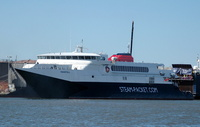 Snaefell Isle of Mann Steampacket