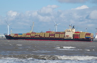MSC Nikita  IMO 7820942 32629gt Built 1980 Container Ship Flag Panama