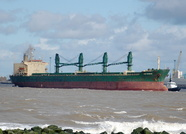 Sea Rainbow IMO 8307179 13898gt Built 1985 Bulk Carrier Flag Panama