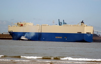 Grand Mercury   IMO 9247585 58947gt Built 2002 Vehicles Carrier Flag Panama
