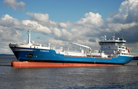 Furenas IMO 9153214 8930gt Built 1998 Chemical/Oil Products Tanker Flag Sweden