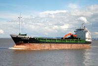 Aasheim  IMO 9247106 4112gt Built 2001 General Cargo Ship Flag Norway